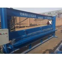 普通彩钢板4米液压剪板机  折弯机