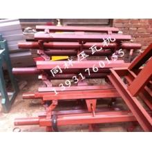 彩钢压瓦机专用加重型涨紧彩钢上料架