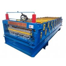 840/850双层压瓦机现货销售厂价直销  彩钢瓦压瓦机价格