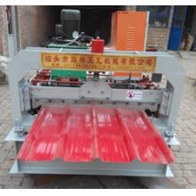 1.2米进板840型压瓦机设备现货销售