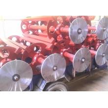 彩钢压瓦机上料架
