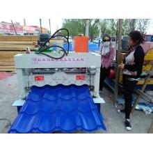 天益压瓦机械 828型琉璃瓦机多少钱