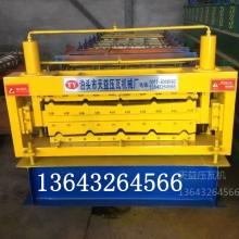 压瓦机厂家 专业生产实心轴压瓦机 单层压瓦机