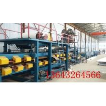 980型复合板机 彩钢压瓦机设备  天益压瓦机生产厂家