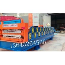 800 900型双层压瓦机  加高彩瓦机设备实用质量好