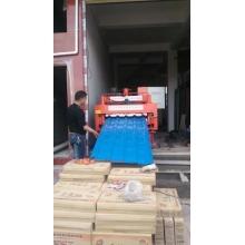 贵阳花溪区800型竹节琉璃瓦机