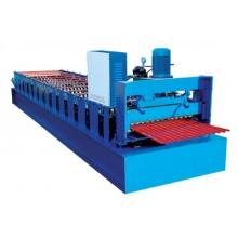 850水波纹板压瓦机 850-65-13压型设备 全自动850单板压瓦机