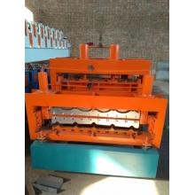 828-840琉璃瓦双层压瓦机