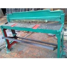 彩钢设备1.3米脚踏剪板机脚踩剪板机电动裁板机铡刀薄铁皮剪板机