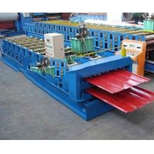 供应优质压瓦机 彩钢瓦片机 高效率840/900双层全自动压瓦机
