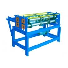 供应鑫强一米分条机彩钢板分条机生产厂家