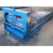供应优质彩钢瓦成型设备 840型单板压瓦机 金属板材压型机