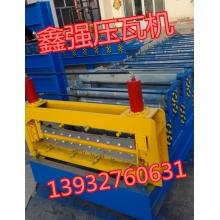 双层压瓦机840/900彩钢全自动变频设备,彩钢设备压瓦机