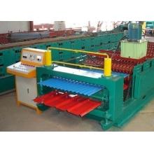 850/900型全自动双层压瓦机、双层压瓦机彩钢设备,顶面板厂家
