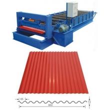 压瓦机厂家供应850水波纹型全自动变频技术彩钢成型机价格!