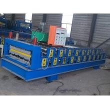 长期出售热销840/900双层彩钢压瓦机设备