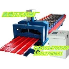 厂家热销供应 840琉璃彩钢压瓦机 专业生产 一机两用