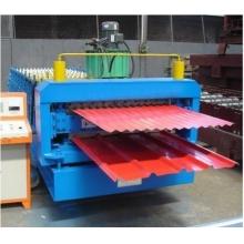 850/900型双层彩钢压瓦机价格生产厂家