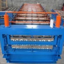 供应鑫强压瓦机 生产销售 加宽双层彩钢设备850/900定制各种冷弯成型机