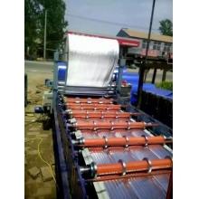 厂家研发840全自动腹膜一体机屋面板专用 双层彩钢压瓦机