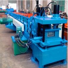 全自动Z型钢成型机_专业机械造厂销售_飞锯冲孔Z型钢价格图片