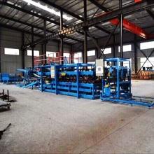 复合板生产线_复合板压瓦机生产厂家_复合板压瓦机维修说明