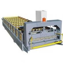 加宽1050单板压瓦机  屋面板加工机械