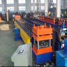中辉供应全自动高速护栏成型机 全自动彩钢机械设备
